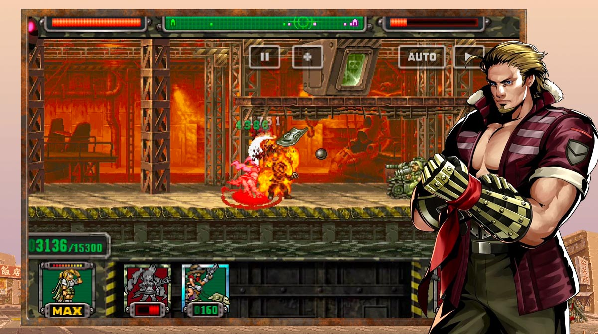 metal slug attack download full version
