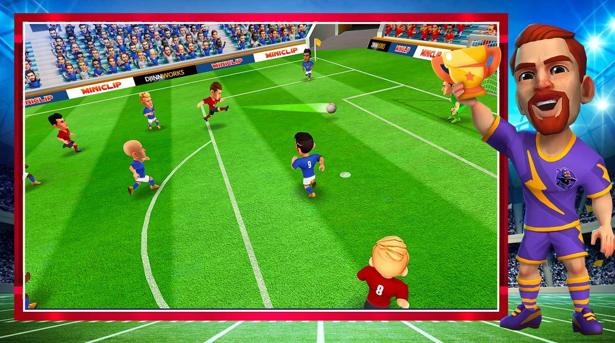 mini football mobile download PC free