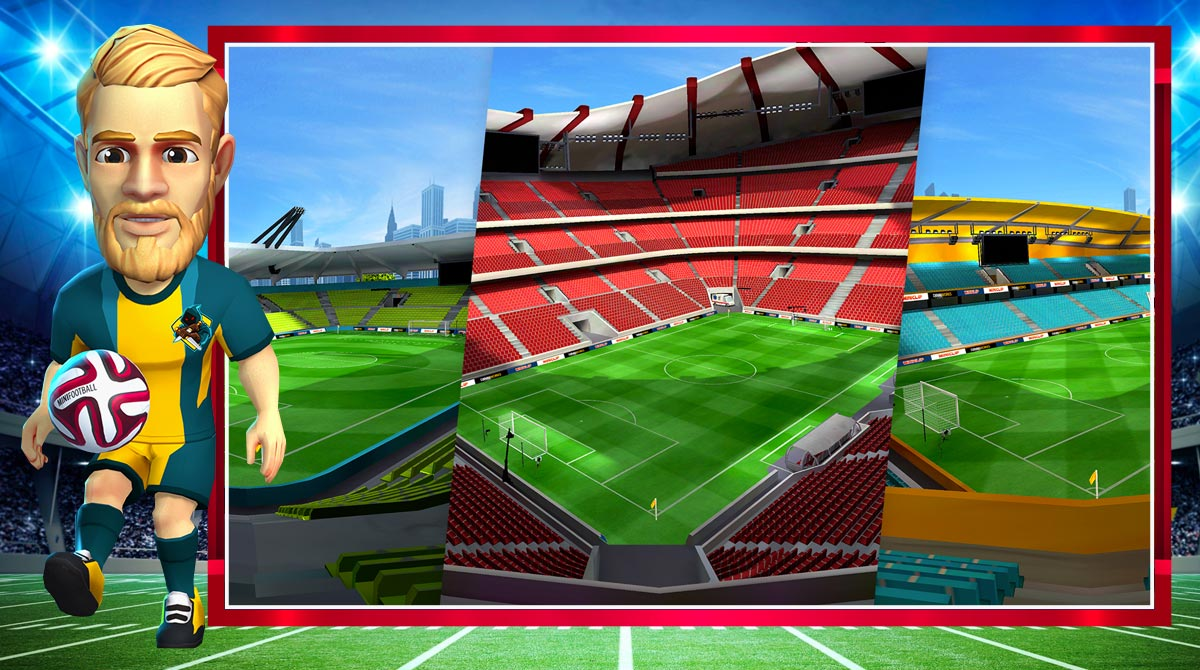 mini football mobile download PC