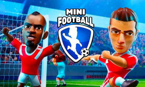 Play Mini Football – Mobile Soccer on PC