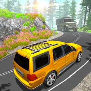 Play Mountain Car Drive on PC
