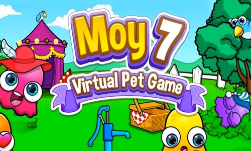 Play Moy 7 Virtual Pet Game on PC