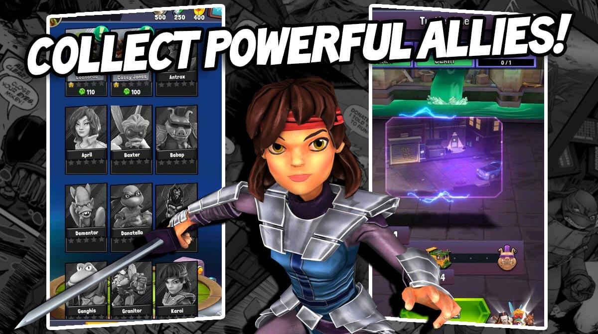 ninja turtles download PC free