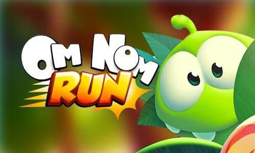 Play Om Nom: Run on PC