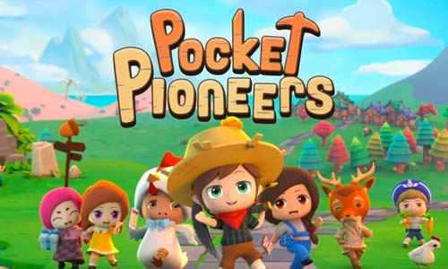 Play Pocket Pioneers (Early Access) on PC