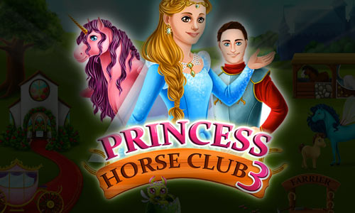 Play Princess Horse Club 3 on PC
