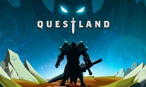 Play Questland: Turn Based RPG on PC