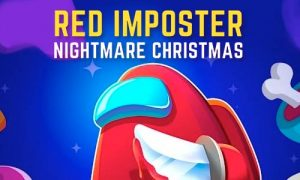 Play Red Imposter: Nightmare Christmas on PC