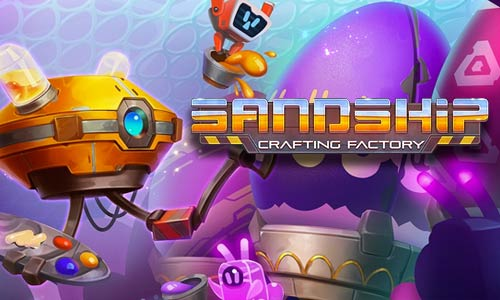 Play Sandship: Crafting Factory on PC