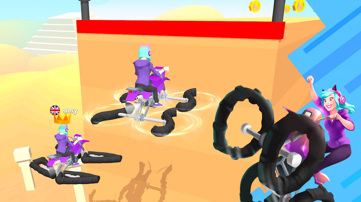 scribble rider download PC