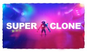 Play Super Clone: cyberpunk roguelike action on PC