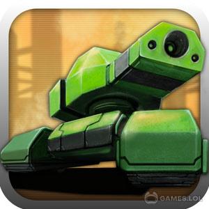 Play Tank Hero on PC