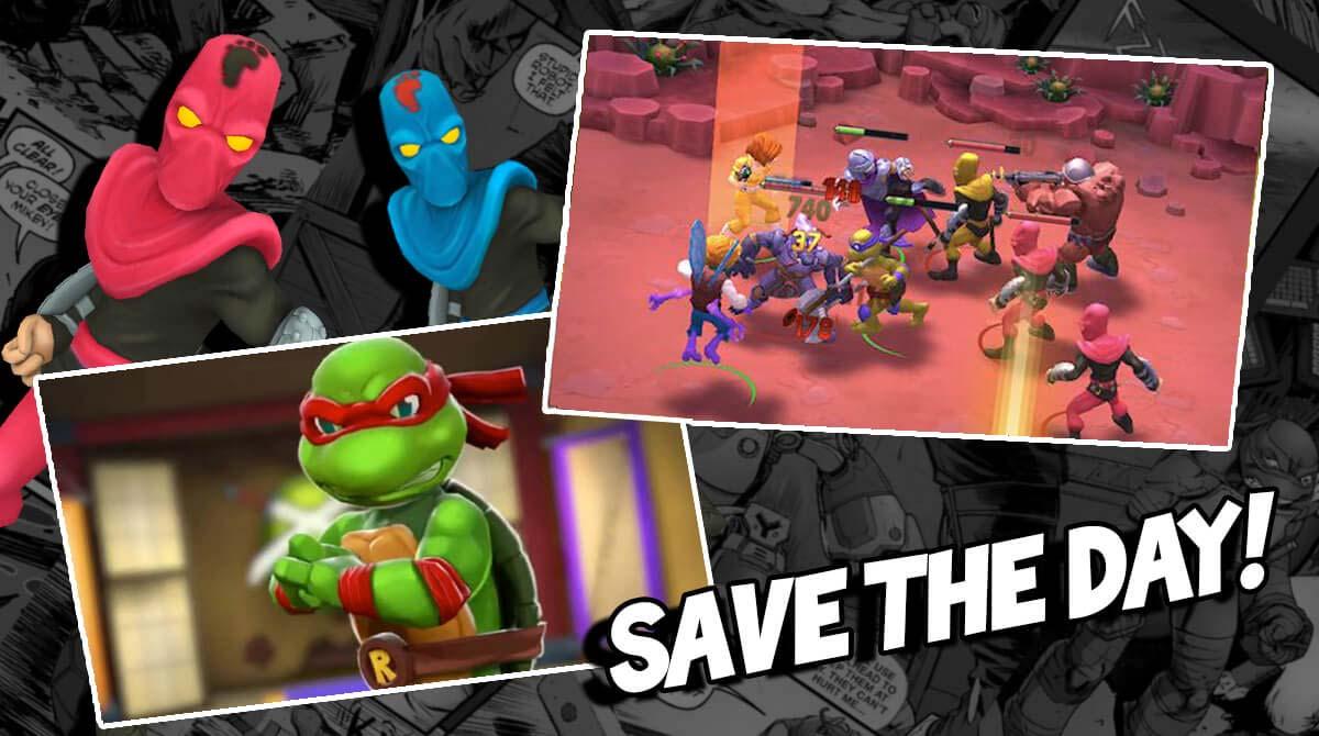 teenage mutant ninja turtles download free