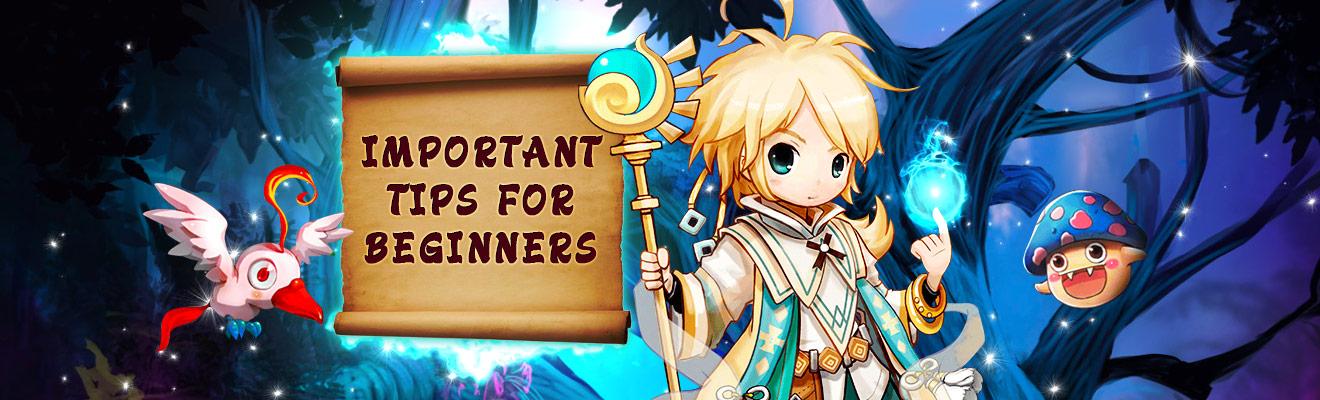 the world of magic beginner tips