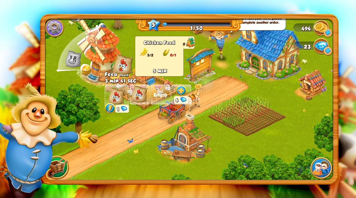village and farm download full version