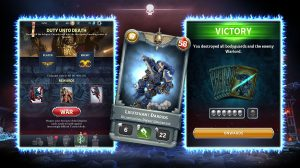 warhammer combat cards 40k edition download PC free