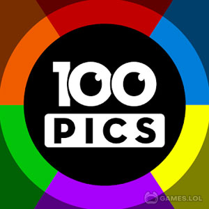 Play 100 PICS Quiz – Guess Trivia, Logo & Picture Games on PC