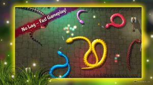 3d snake io download full version