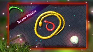 3d snake io download pc free