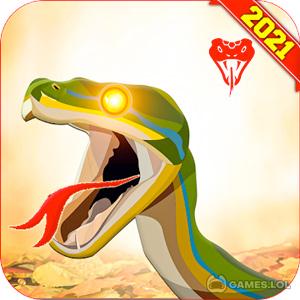 3d snake io free full version
