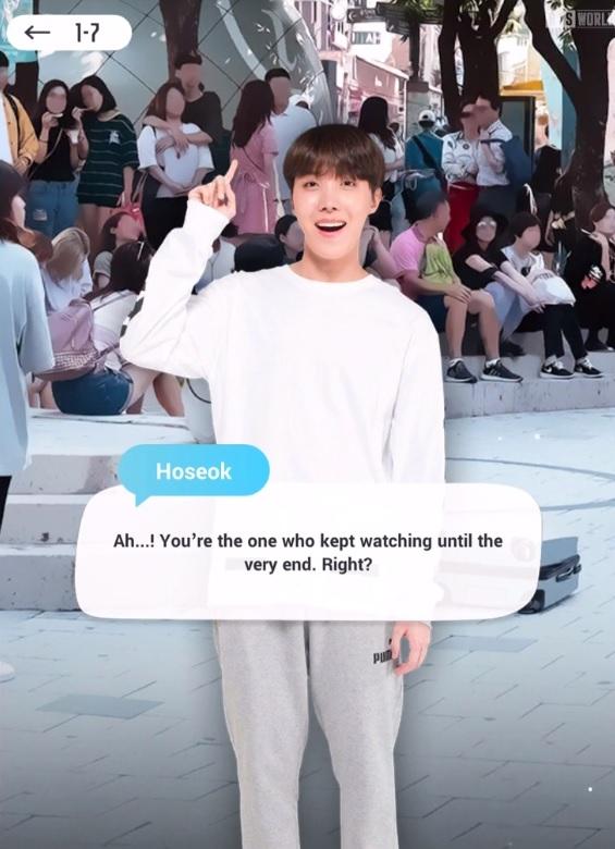 BTS World Gameplay