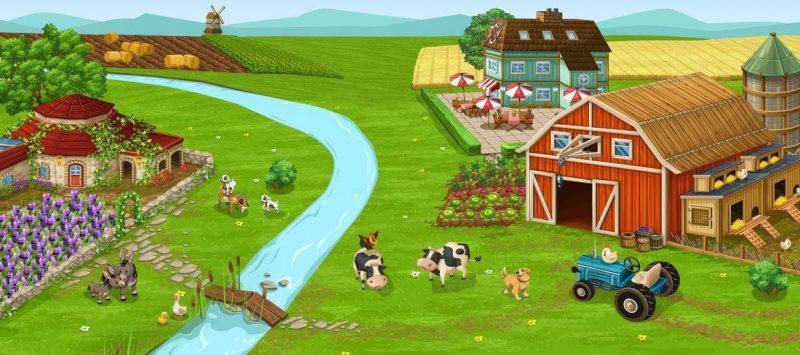 Big Farm Mobile Harvest