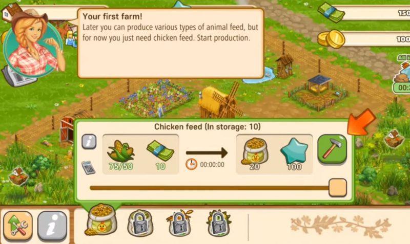Big Farm PC Game