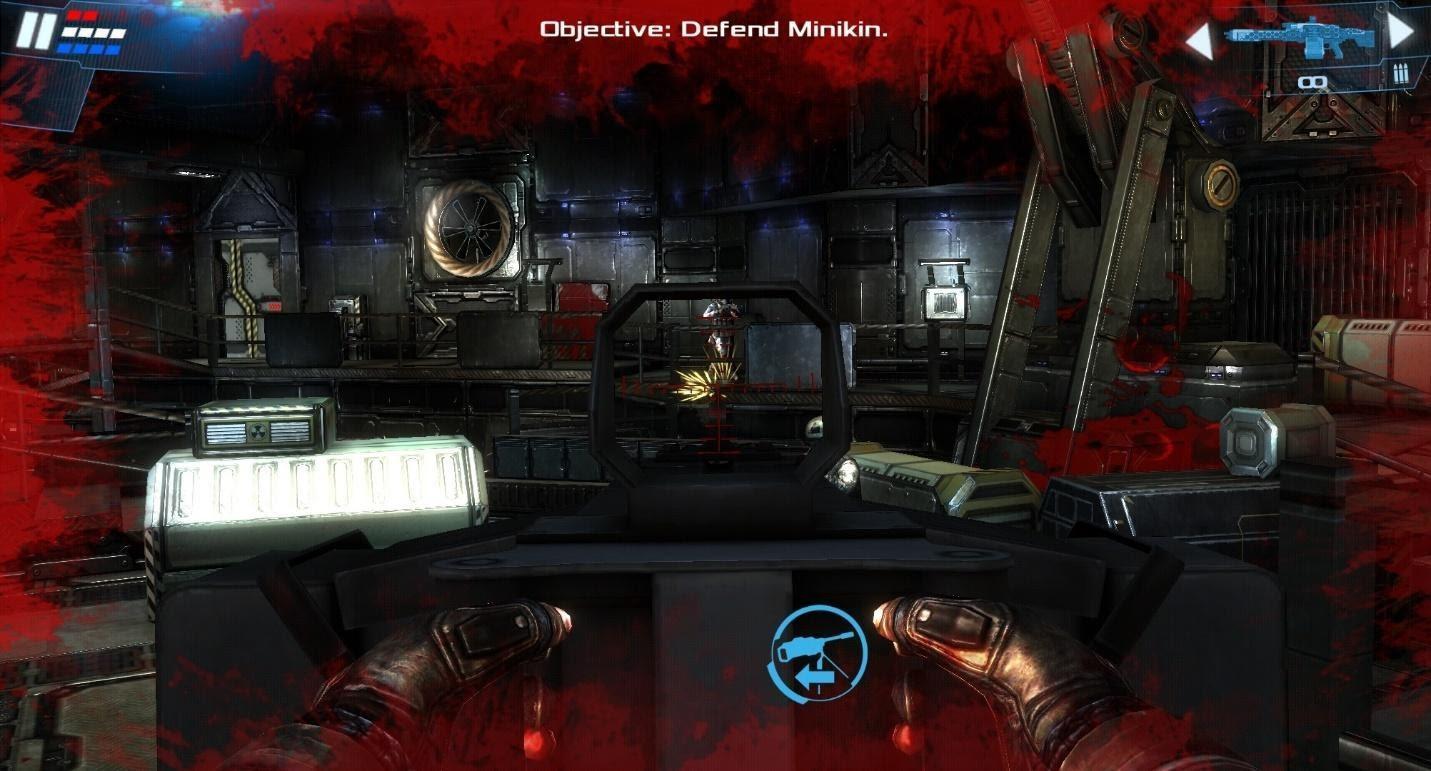 Dead Effect 2 Defend