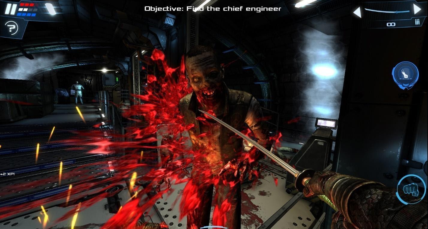 Dead Effect 2 Objective