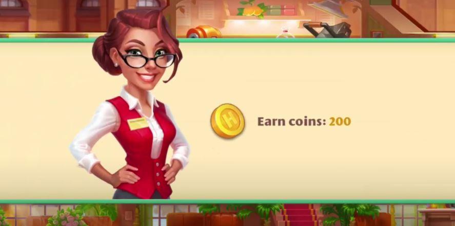 Earn 2 Coins