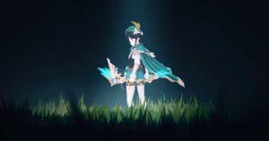 Genshin Impact Venti character