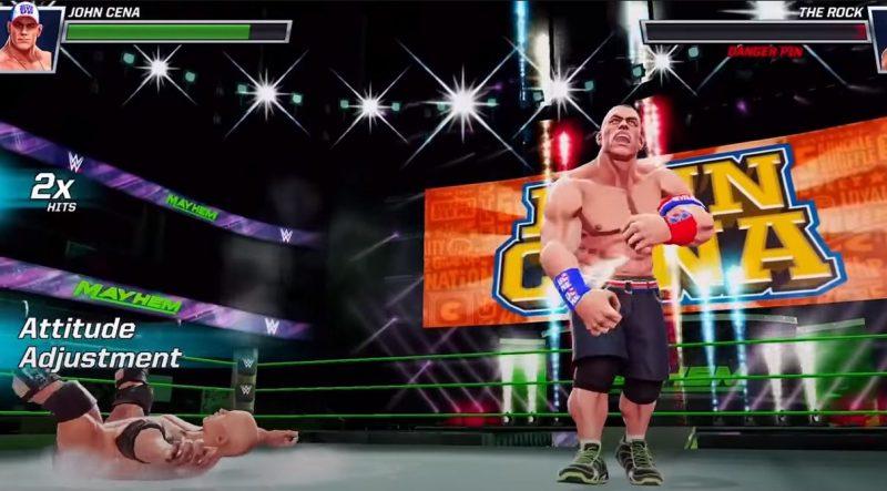 WWE Mayhem PC Game