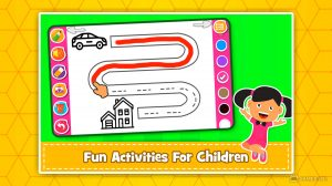 abc preschool tracing download PC free