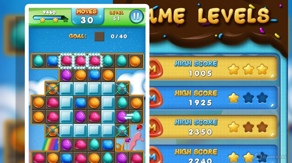 amazing candy download PC free