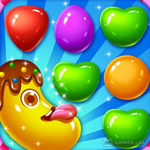 Play Amazing Candy on PC