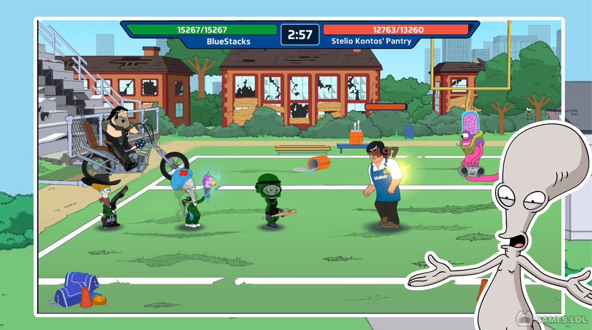 american dad download PC