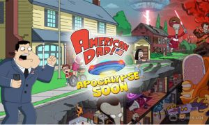 Play American Dad! Apocalypse Soon on PC