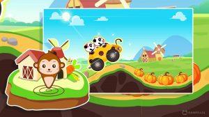 baby panda car racing download PC