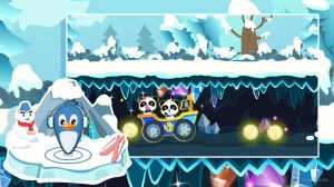 baby panda car racing download full version
