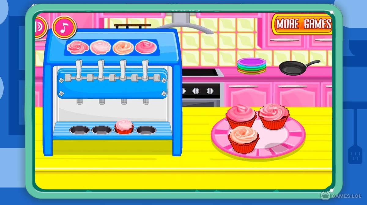 bake cupcakes download full version