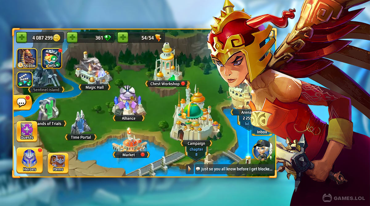 battle arena download PC free