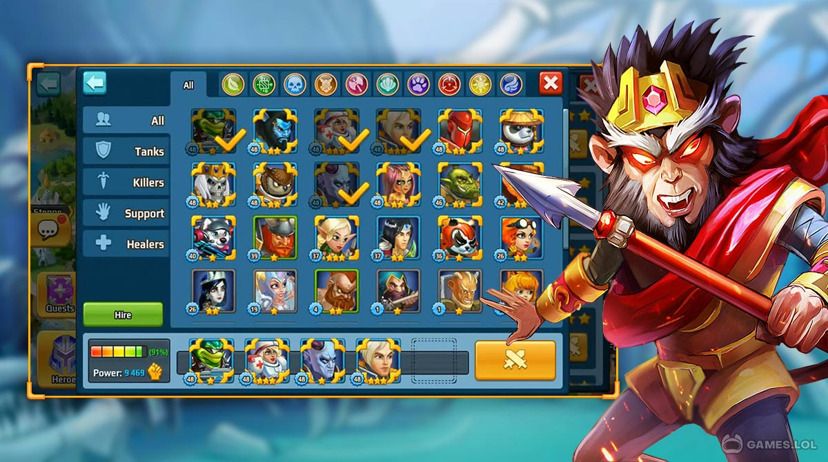 battle arena download PC