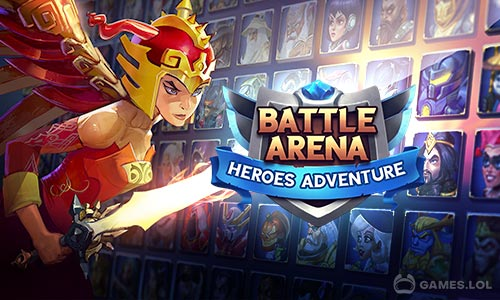 Play Battle Arena: Co-op Battles Online with PvP & PvE on PC