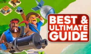 Boom Beach ultimate guide