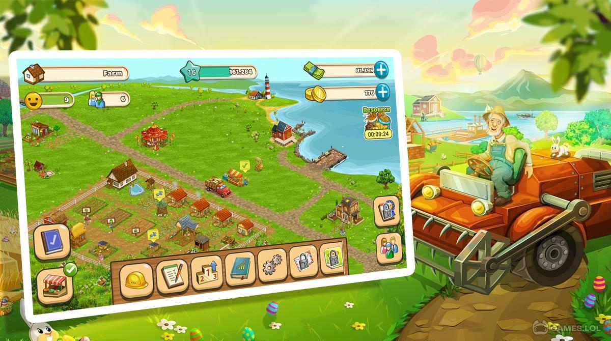 big farm mobile harvest download full version