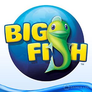 Play Big Fish Games App on PC