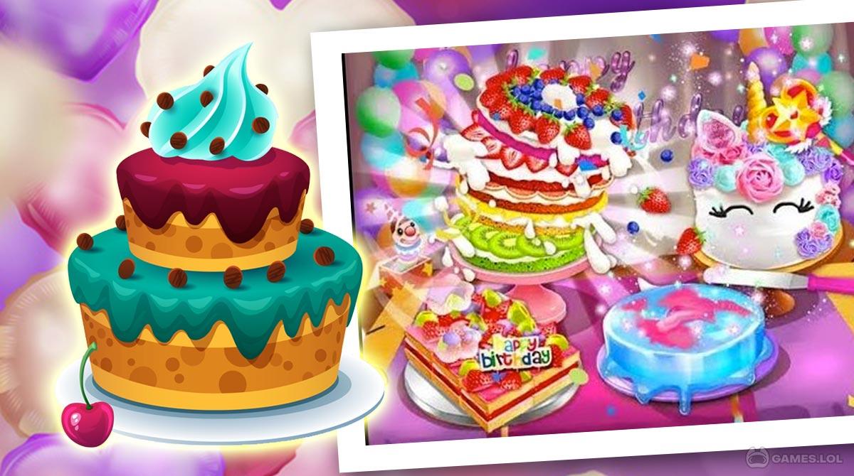 birthday cakedesign download PC 2