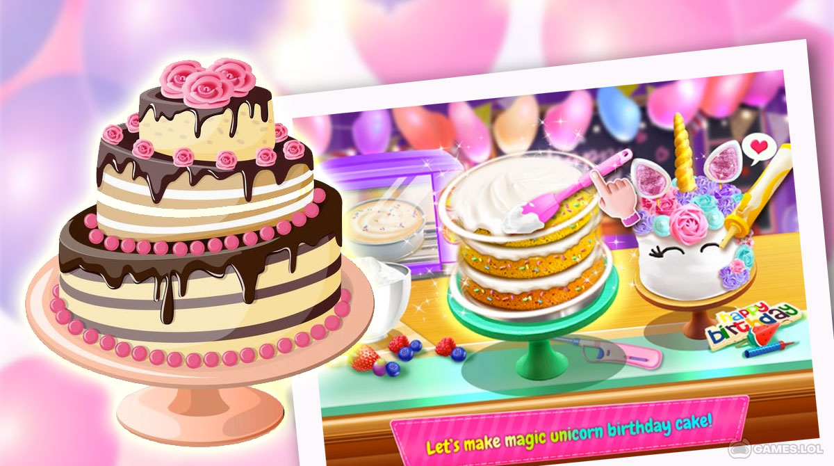 birthday cakedesign download PC free