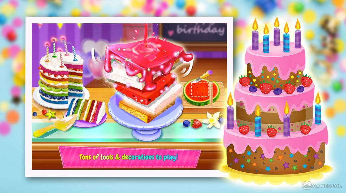 birthday cakedesign download full version 2