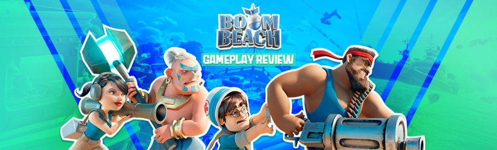 boom beach gameplay review header